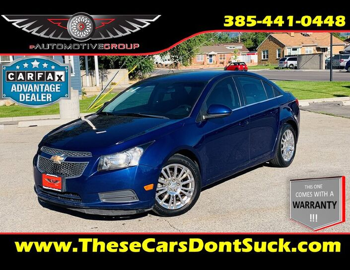 2012 CHEVROLET CRUZE ECO Sandy UT