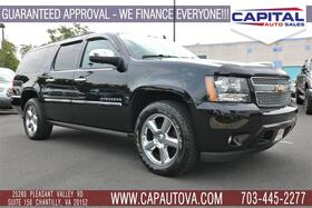 2012_CHEVROLET_SUBURBAN_LTZ_ Chantilly VA