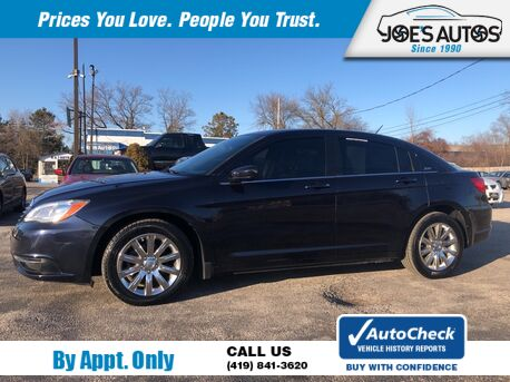 2012_CHRYSLER_200_TOURING_ Toledo OH