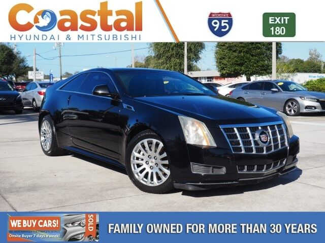 2012 Cadillac CTS Base Melbourne FL