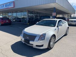 2012_Cadillac_CTS Coupe__ Cleveland OH
