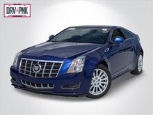 2012_Cadillac_CTS Coupe__ Pembroke Pines FL