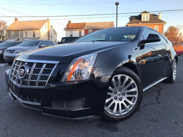 2012 Cadillac CTS Coupe  Whitehall PA