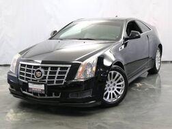 2012_Cadillac_CTS Coupe_3.6L V6 Engine / AWD / Bose Premium Sound System / Parking Aid Sensors_ Addison IL
