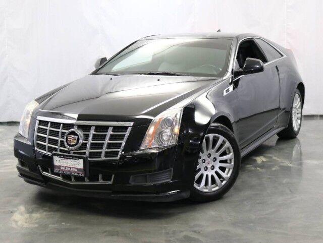 2012 Cadillac CTS Coupe 3.6L V6 Engine / AWD / Bose Premium Sound System / Parking Aid Sensors Addison IL