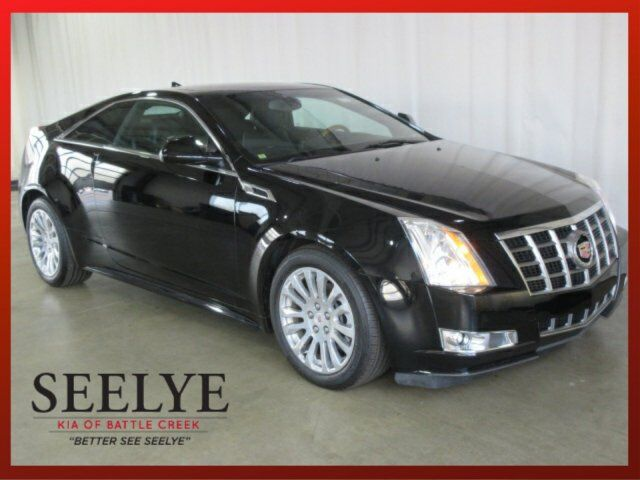 2012 Cadillac CTS Coupe Premium Battle Creek MI
