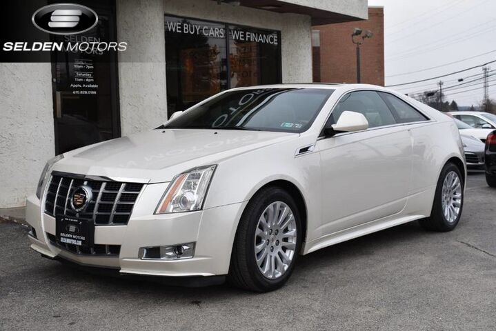 2012_Cadillac_CTS Coupe_Premium_ Conshohocken PA