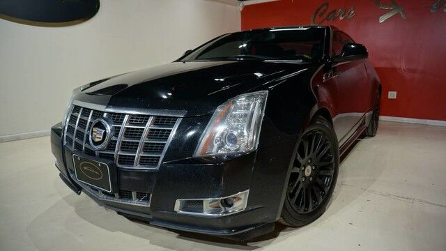 2012 Cadillac CTS Coupe Premium Indianapolis IN