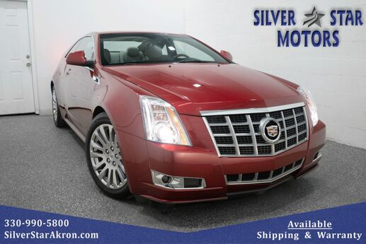 2012 Cadillac CTS Coupe Premium Tallmadge OH