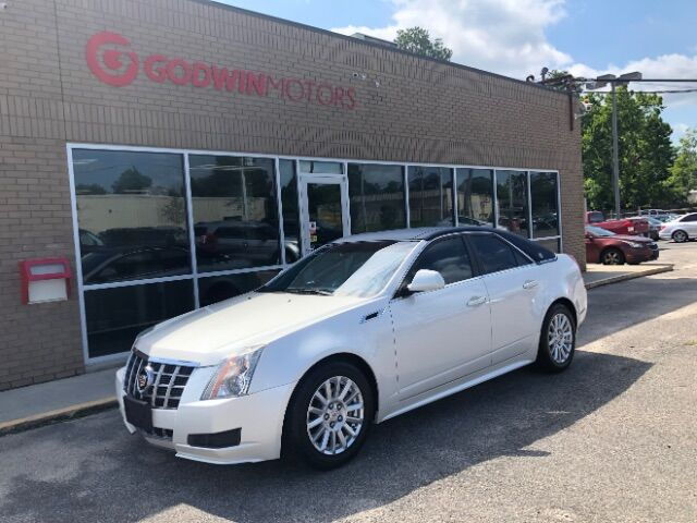 2012 Cadillac CTS Luxury Columbia SC