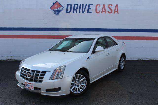 2012 Cadillac CTS Luxury Dallas TX