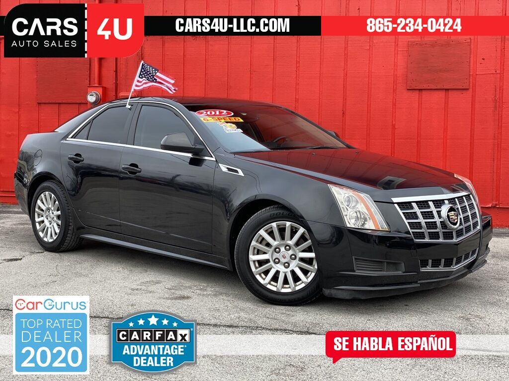 2012 Cadillac CTS Luxury Knoxville TN
