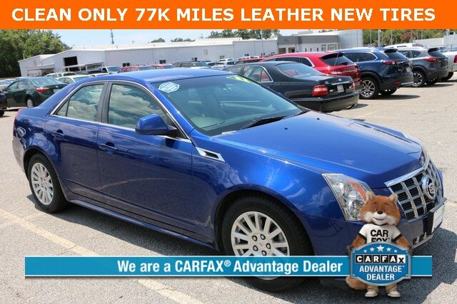 2012 Cadillac CTS Luxury Savannah GA