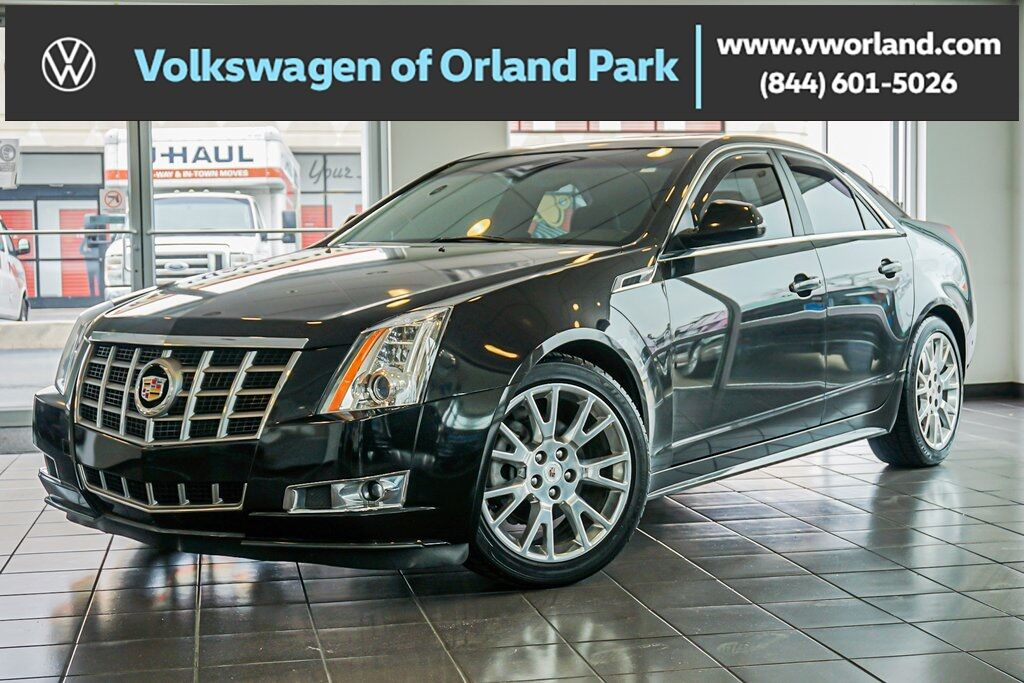 2012 Cadillac CTS Performance Oak Lawn IL