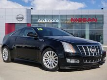 2012_Cadillac_CTS_Performance_