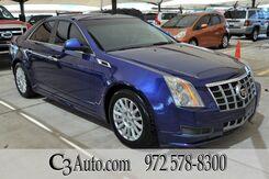 2012_Cadillac_CTS Sedan__ Plano TX