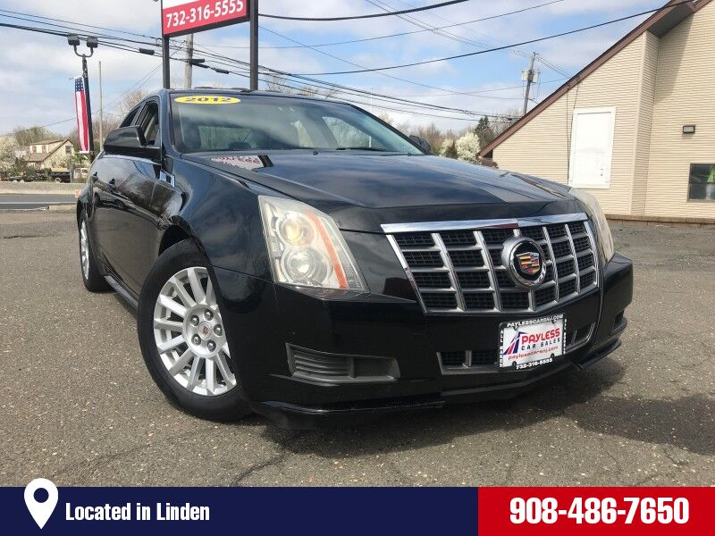 Used Cadillac Cts Sedan South Amboy Nj