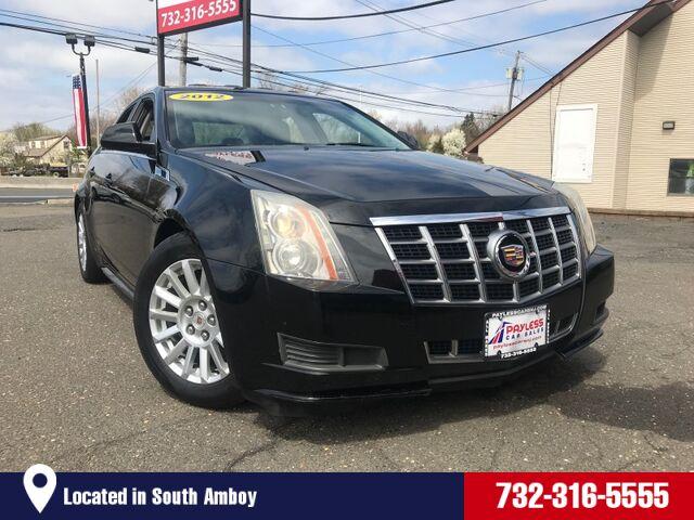 2012 Cadillac CTS Sedan  South Amboy NJ