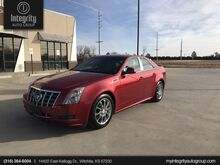 2012_Cadillac_CTS Sedan__ Wichita KS