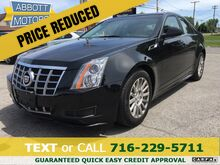 2012_Cadillac_CTS Sedan_AWD w/Low Miles & MoonRoof_ Buffalo NY