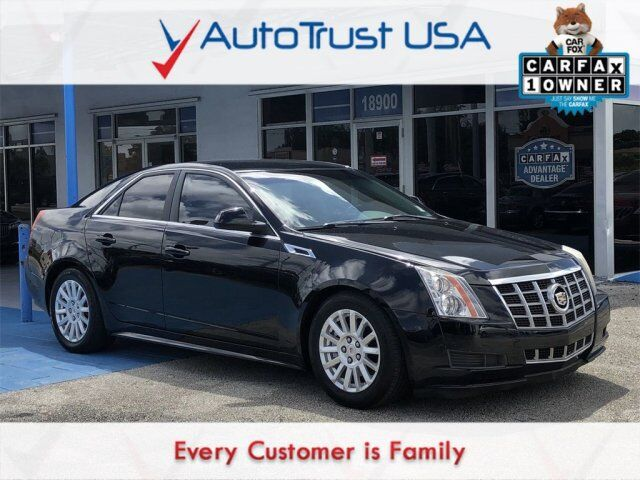 2012 Cadillac CTS Sedan Base Miami FL