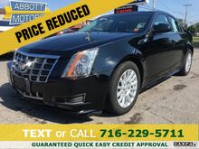 2012_Cadillac_CTS Sedan_Luxury AWD w/Heated Leather & Navigation_ Buffalo NY