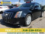 2012 Cadillac CTS Sedan Luxury AWD w/Navigation & Pano Roof
