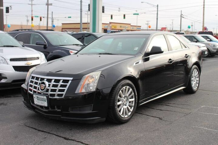 2012 Cadillac CTS Sedan Luxury Fort Wayne Auburn and Kendallville IN