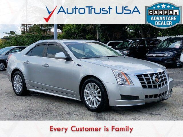 2012 Cadillac CTS Sedan Luxury Miami FL