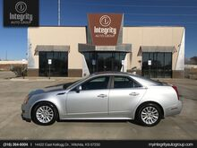 2012_Cadillac_CTS Sedan_Luxury_ Wichita KS