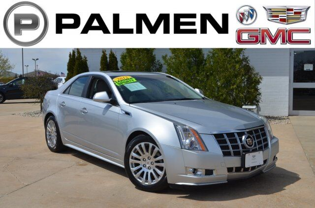 2012 Cadillac CTS Sedan Performance Kenosha WI