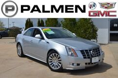 2012 Cadillac CTS Sedan Performance