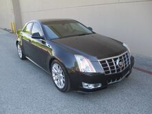 Cadillac CTS Sedan Premium 2012