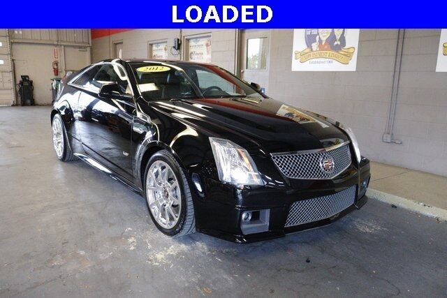 2012 Cadillac CTS-V Couoe Winter Haven FL