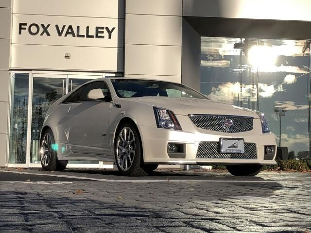 2012 Cadillac CTS-V Coupe 2dr Cpe Appleton WI