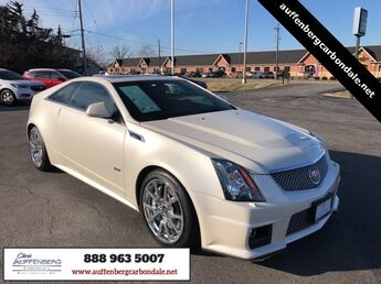 2012_Cadillac_CTS-V Coupe_Coupe_ Cape Girardeau