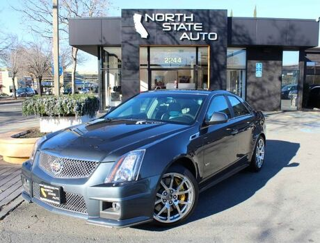 2012 Cadillac CTS-V Sedan  Walnut Creek CA