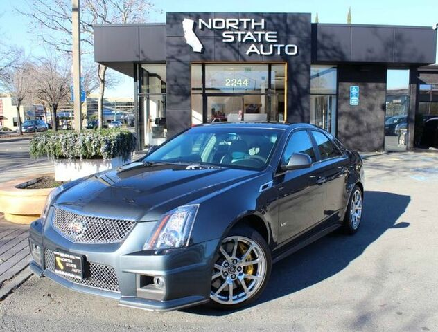 2012_Cadillac_CTS-V Sedan__ Walnut Creek CA