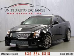 2012_Cadillac_CTS-V Sedan_6.2L Supercharged V8 w/ Navigation, Panoramic Sunroof & Backup Camera_ Addison IL