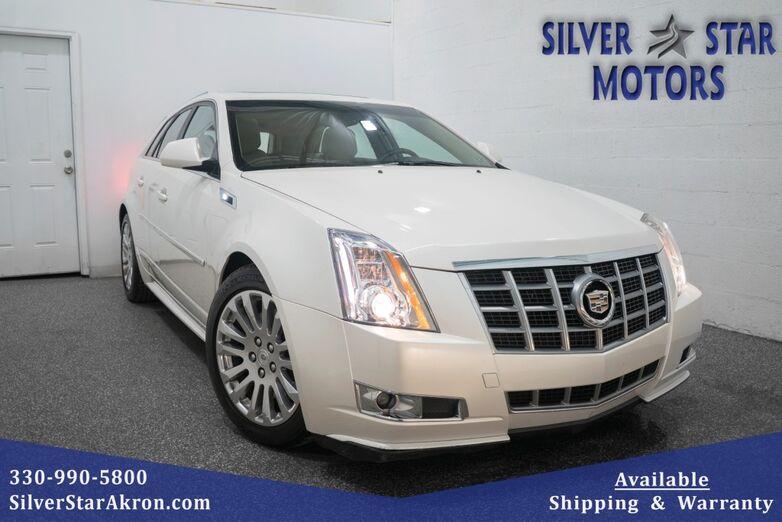 2012 Cadillac CTS Wagon Performance Tallmadge OH
