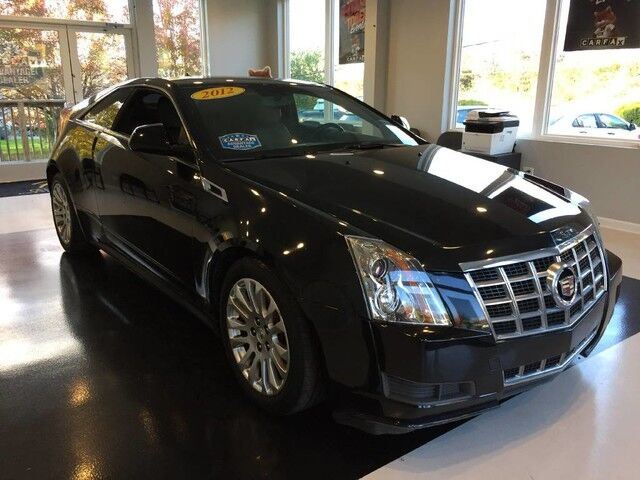 2012 Cadillac CTS4 Coupe AWD  Manchester MD
