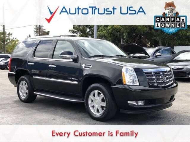 2012 Cadillac Escalade Base Miami FL
