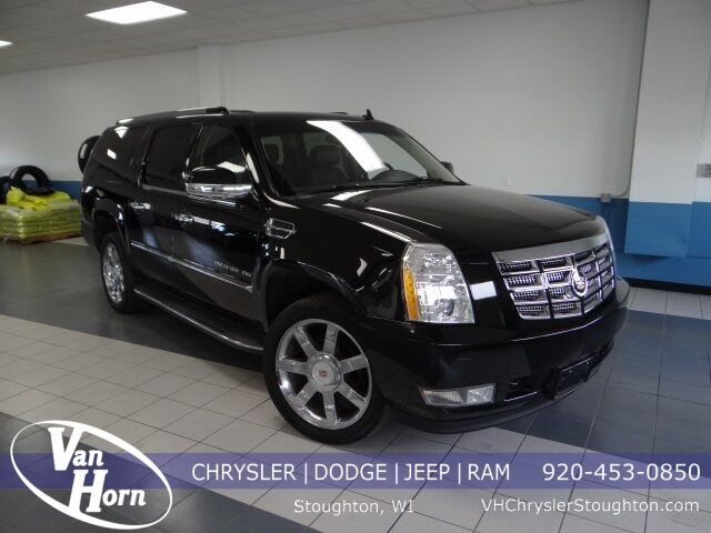 2012 Cadillac Escalade ESV Luxury Plymouth WI
