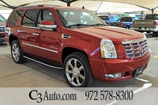 2012 Cadillac Escalade Luxury Plano TX