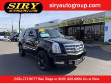 2012_Cadillac_Escalade_Platinum Edition_ San Diego CA