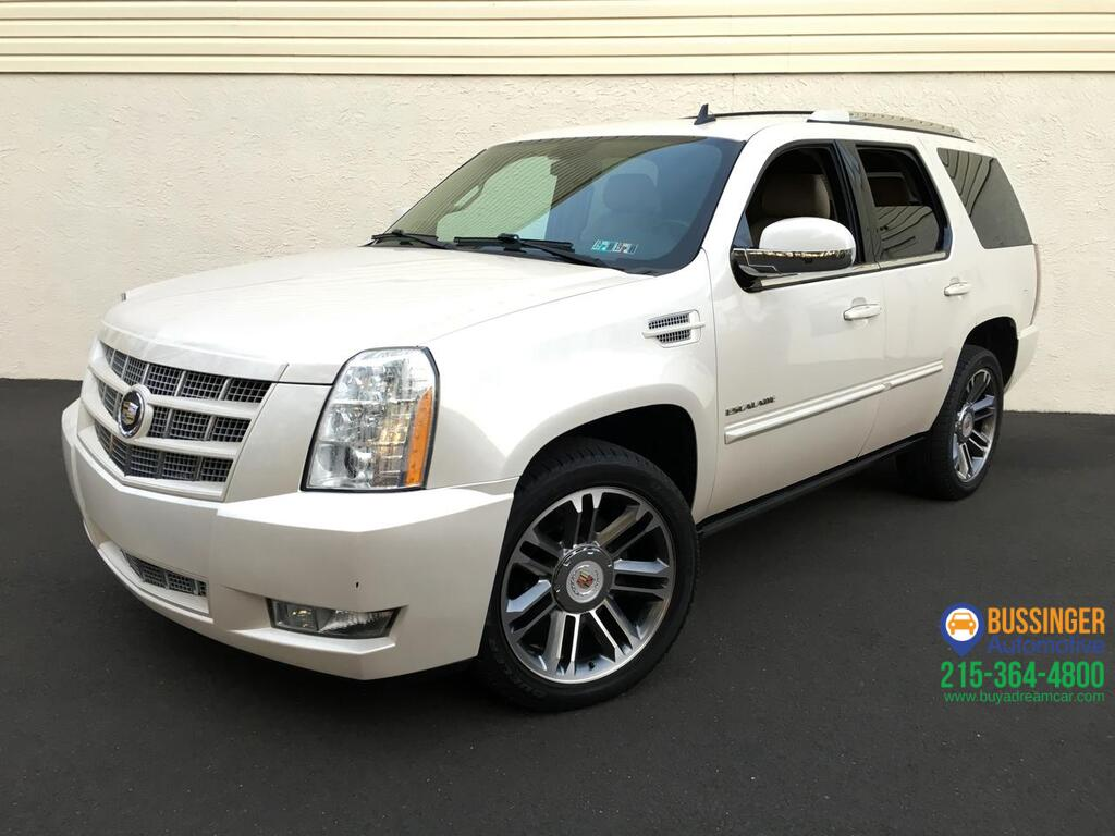 2012 Cadillac Escalade Premium - All Wheel Drive w/ Navigation & Rear Entertainment Feasterville PA