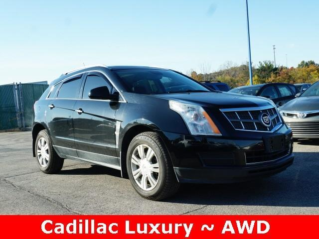 2012 Cadillac SRX AWD 4dr Luxury Collection Cranberry Twp PA