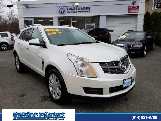 2012 Cadillac SRX AWD 4dr Luxury Collection White Plains NY