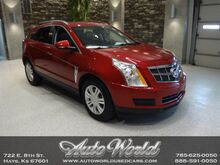 2012_Cadillac_SRX  AWD LUXURY__ Hays KS