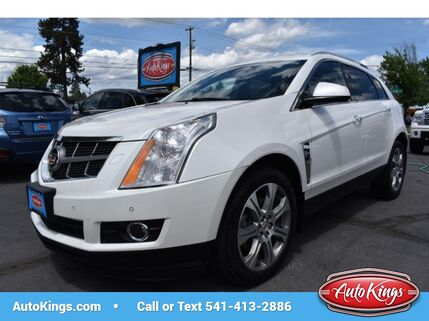 2012_Cadillac_SRX_AWD Premium Collection_ Bend OR